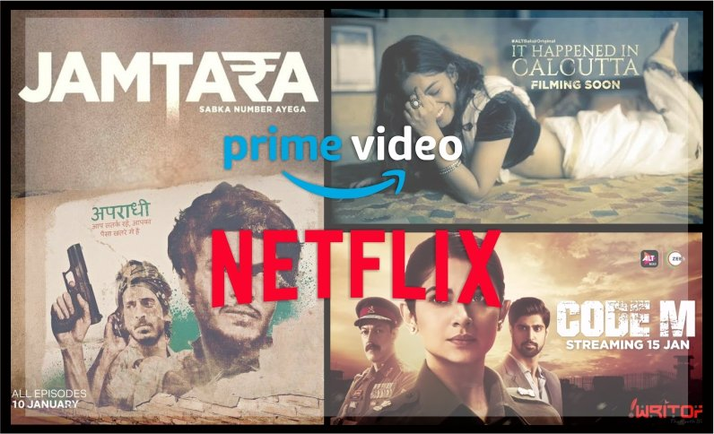 Indian Web Series (on Netflix/Amazon Prime) You Cannot Afford To Miss In 2020