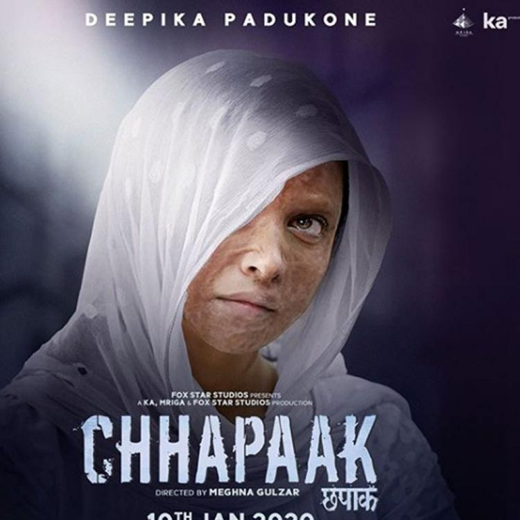 Chhapaak Movie Poster