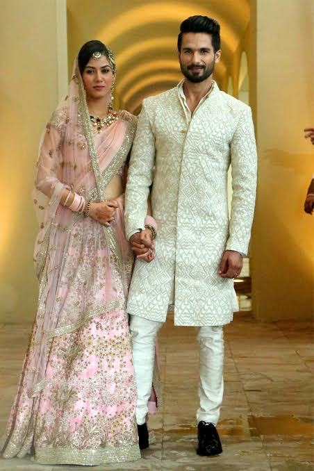 Bollywood wedding outfit ideas