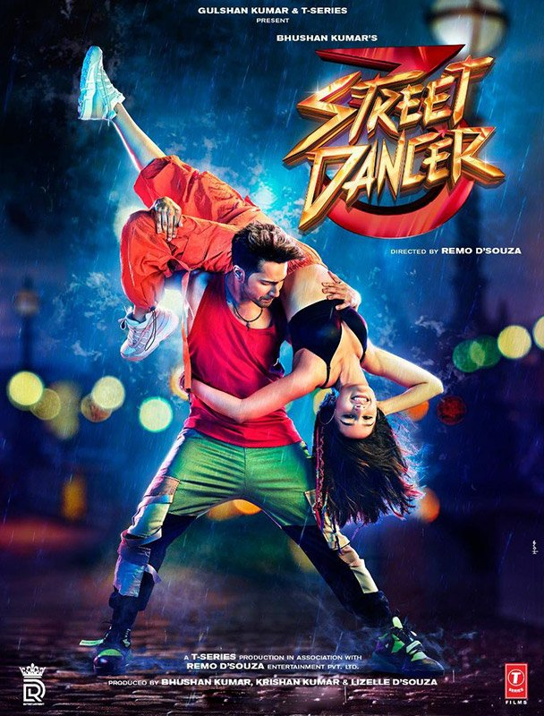 Street Dancer 3D: A Review By ApunKaChoice