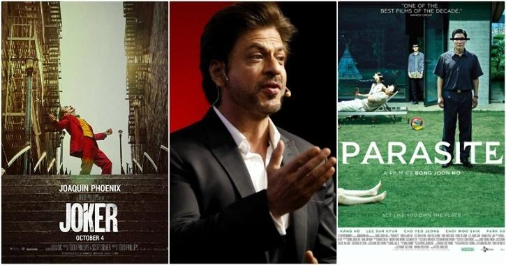 Shah Rukh Khan is inspired from Oscar Movies to make great Cinema