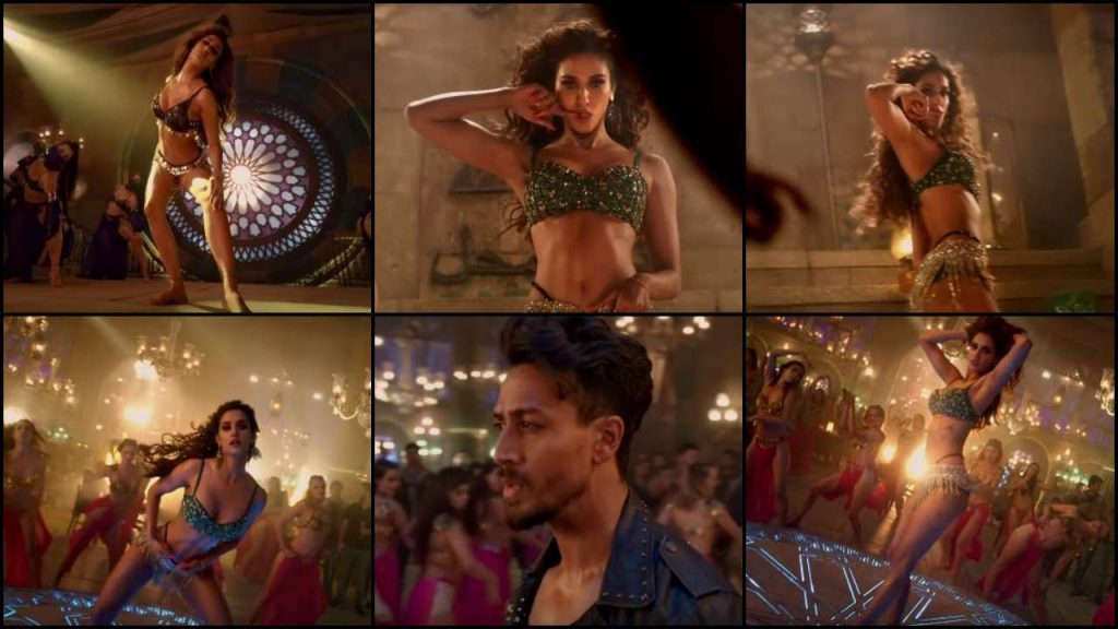 Disha Patani to set the screen on fire with the Baaghi 3 song 'Do You Love Me'