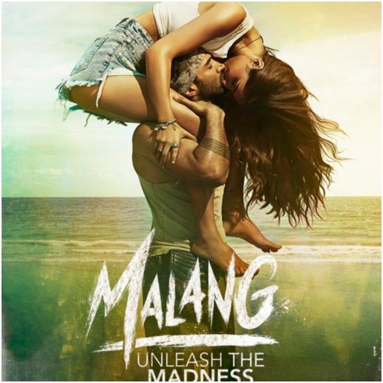 Aditya Roy Kapur on Malang's first 'Kissing' poster – It's a tricky pose