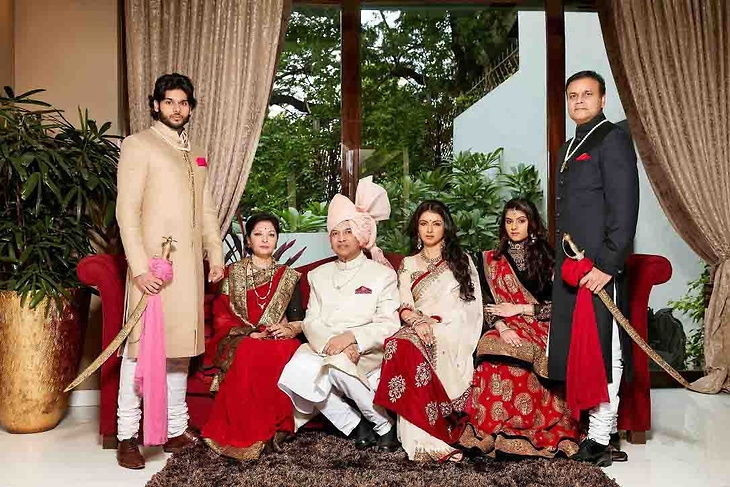 Bollywood celebrities who belong to Royal families