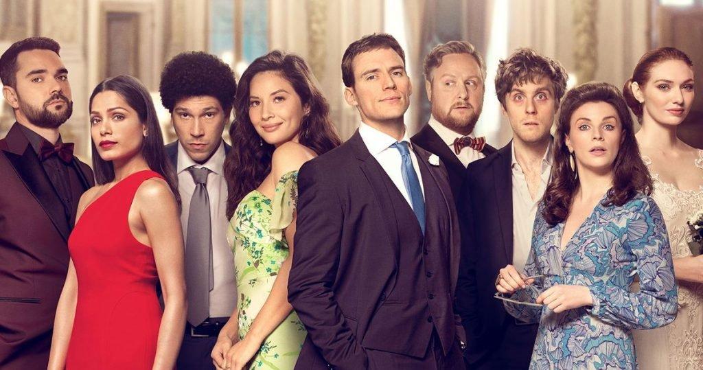 Review: Love Wedding Repeat Movie- New Netflix Romantic Comedy, Starring Sam Claflin & Freida Pinto