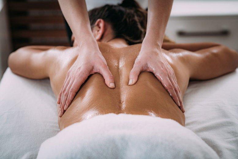 body massage for bride