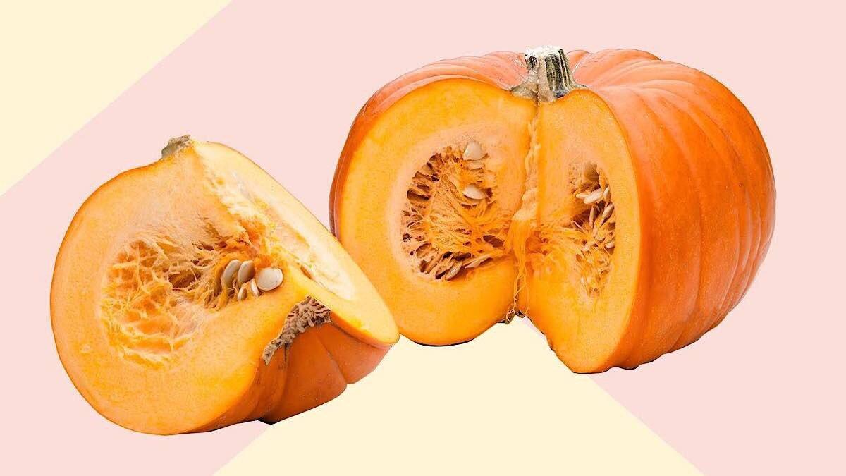 pumpkin hair mask