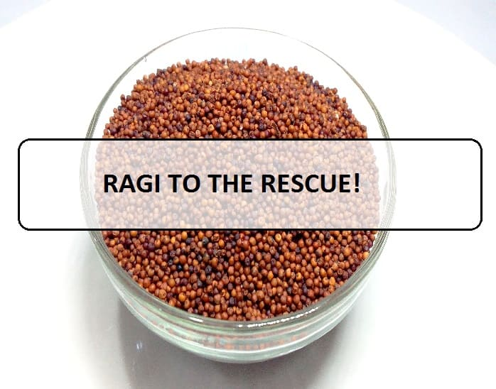 Benefits of Ragi for Weight Loss