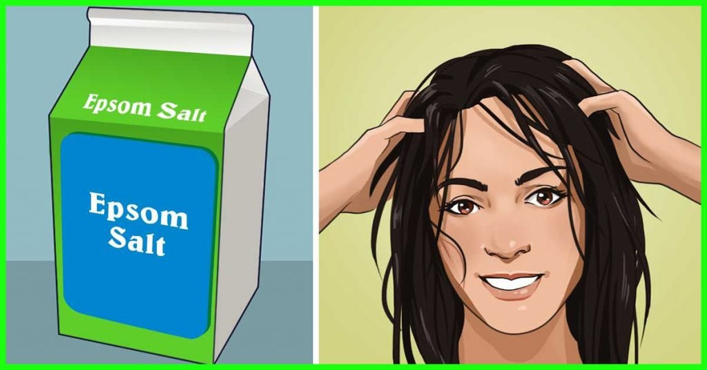 How to Use Epsom Salt for Dandruff