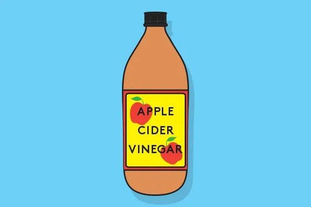 apple-cider-vinegar-coconut-oil