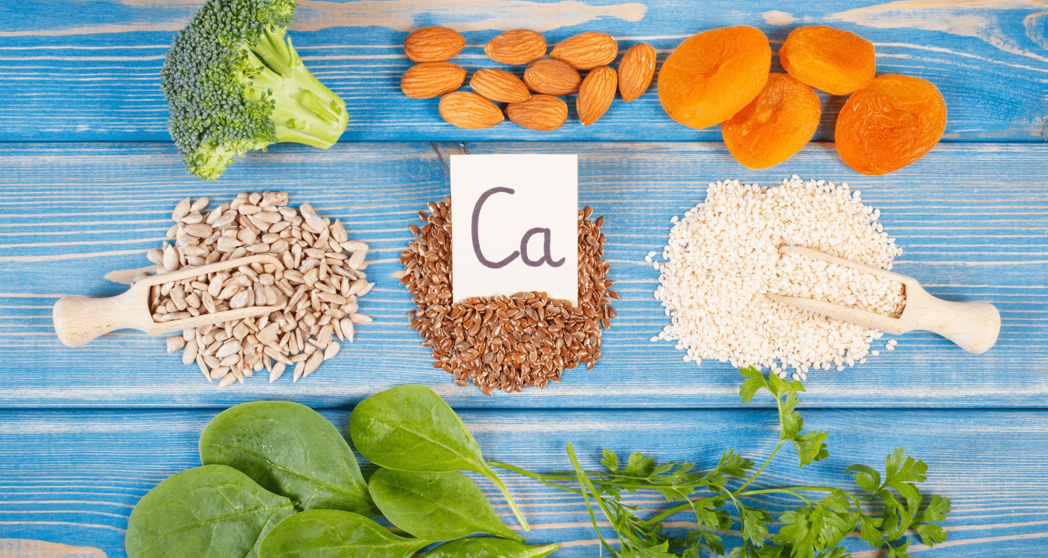 calcium food