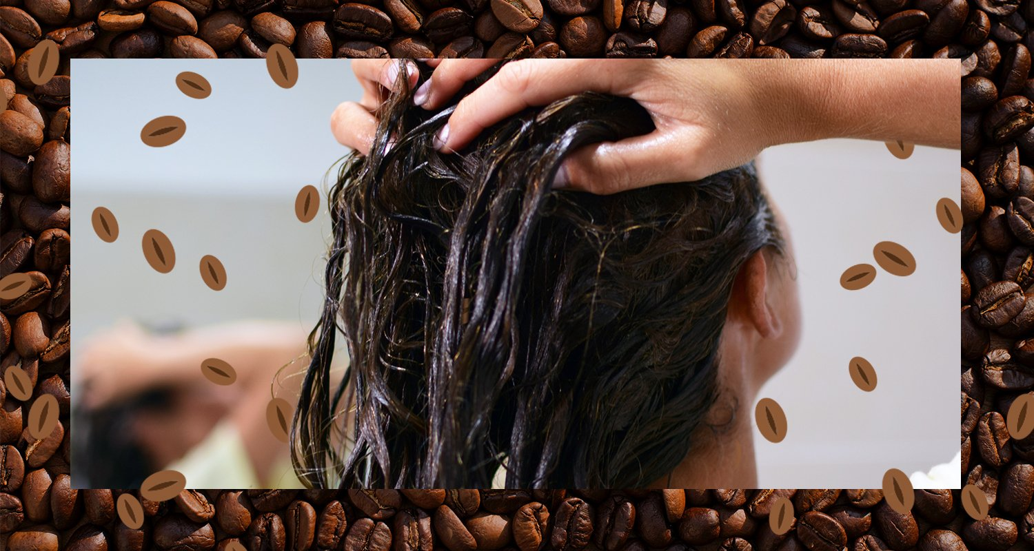 coffee for hair