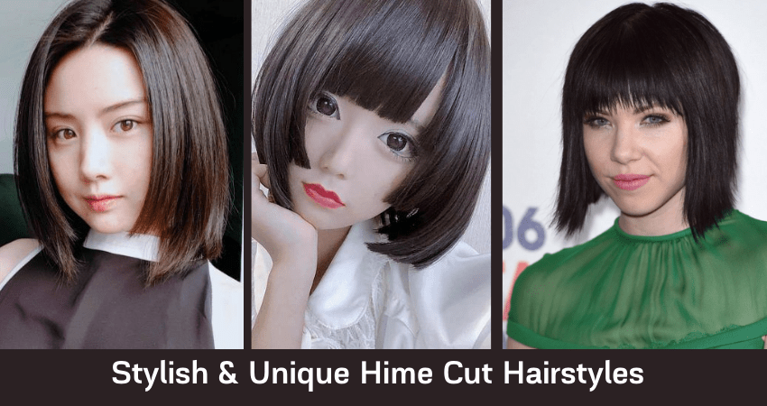 8 Hime Haircut Hairstyles You Will Love