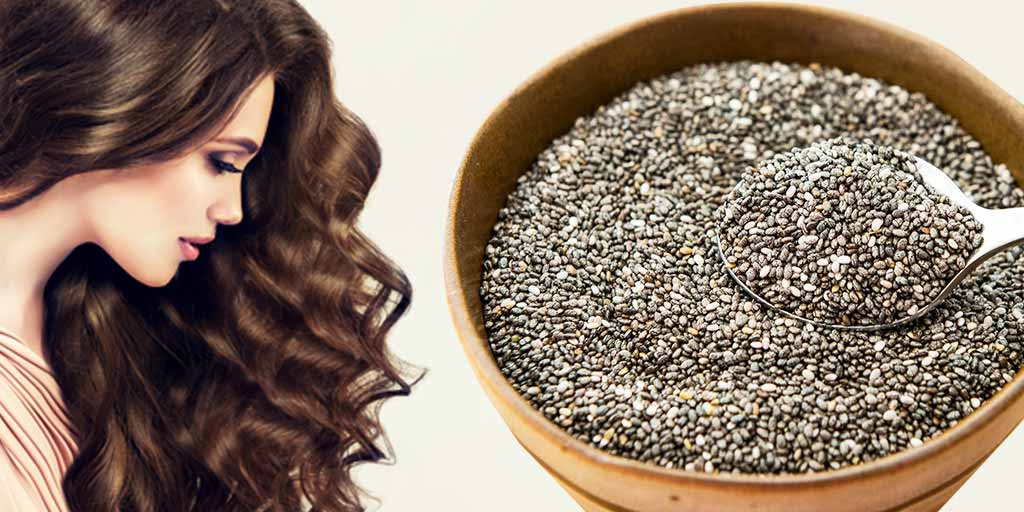 How to Use and Eat Chia Seeds for Hair Growth?