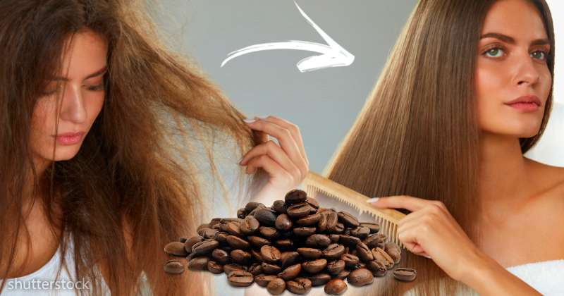 DIY Coffee Shampoo Recipe For Good Hair