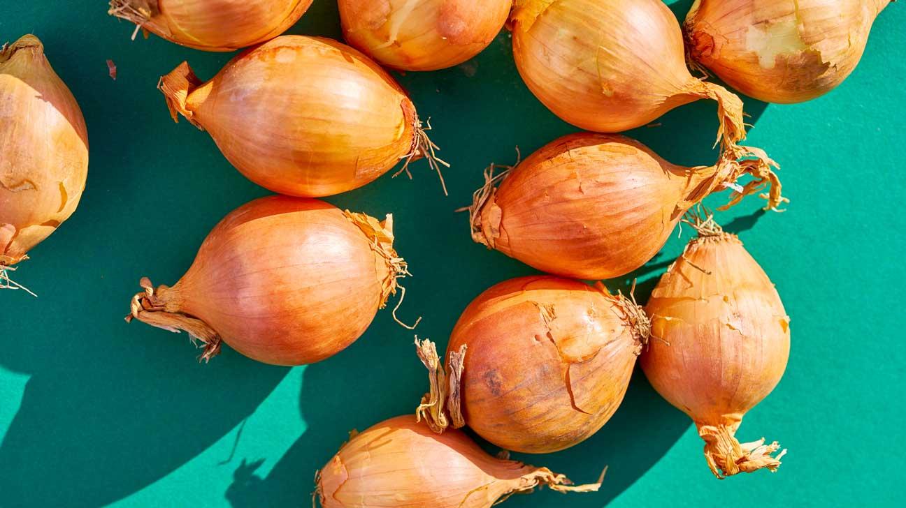 onion facial