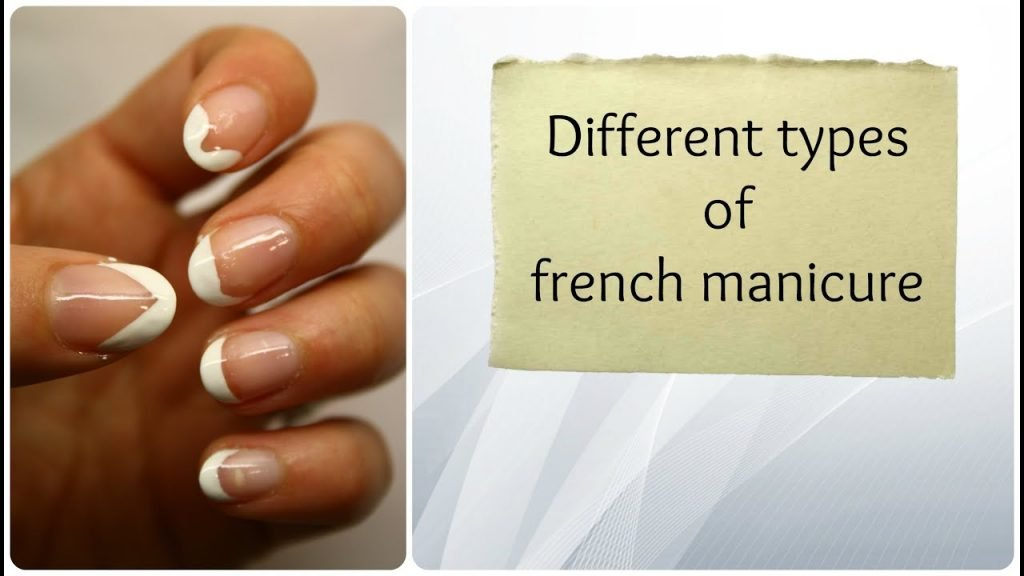 7 Types of French Manicure for A Chic Look