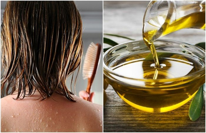 Vegetable Oil In Hair Treatment For Healthy Hair