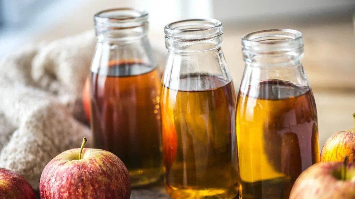 apple cider vinegar for skin lightening