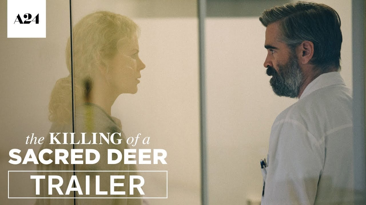 underrated shows on netflix - the killing of a sacred deer