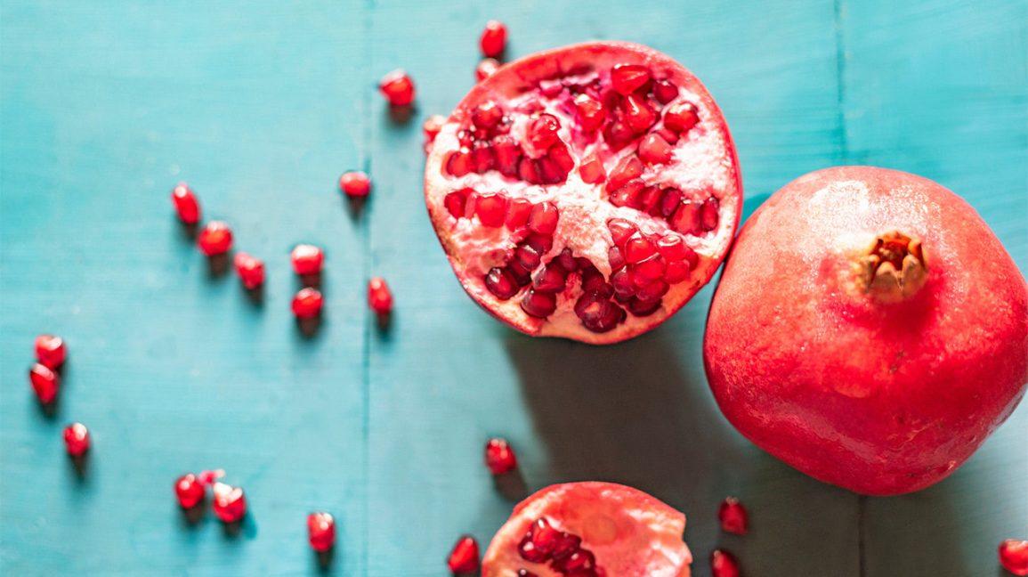Lighten Lip Pigmentation - pomegranate