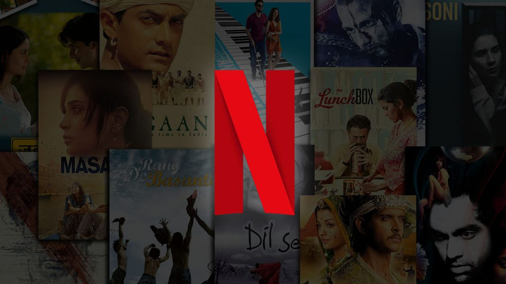 Indian Bollywood Movies in Netflix 2021