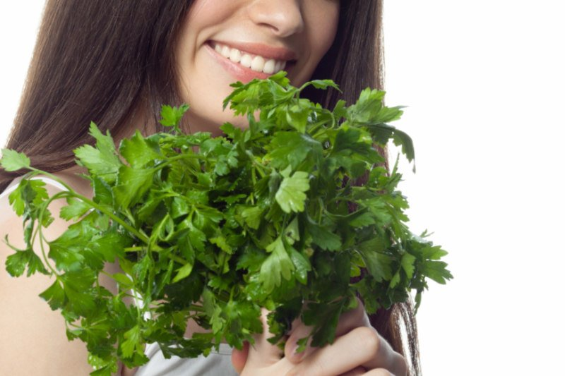 Parsley Benefits For Skin