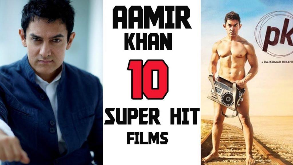 10 Aamir Khan Best Movies You Should Watch